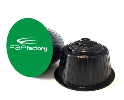 Produzione Capsule Compatibili Dolce Gusto