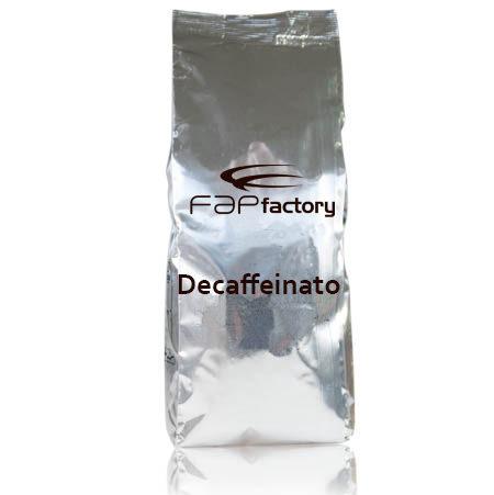 Produzione Decaffeinato Compatibili Linea Bar