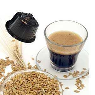 Produzione Caffè Orzo compatibili Dolce Gusto